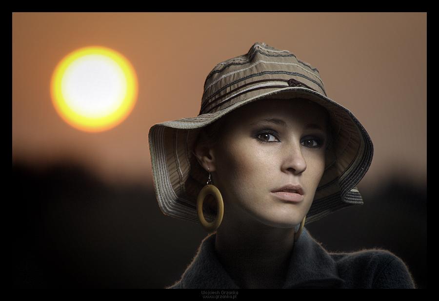 Magdalena Zasadzińska by Wojciech Grzanka