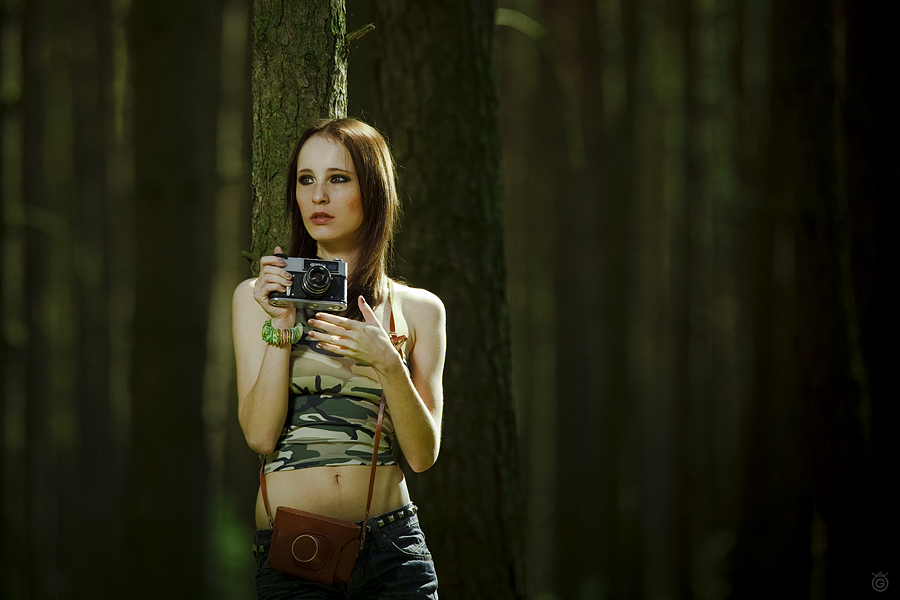 Lasesja - Magdalena Zasadzińska