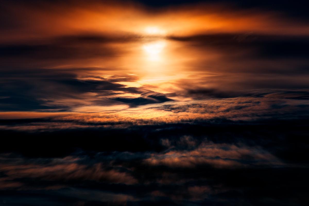 Ocean chmur by Wojciech Grzanka